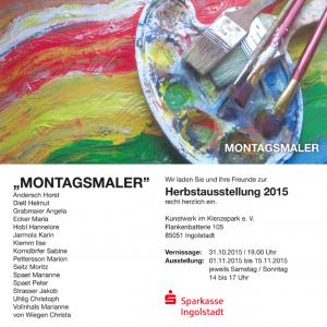 Herbstausstellung_Montagsmaler