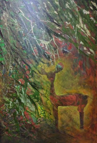 SeitzMoritz-Waldlichtung-Acryl-70-100-180