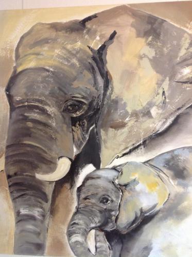 Elefant - Eva Seipp