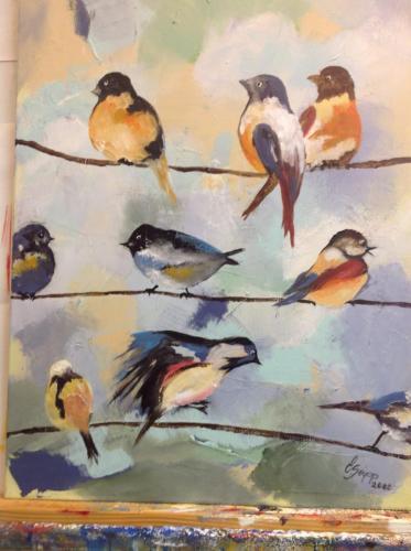 Vögel - Eva Seipp