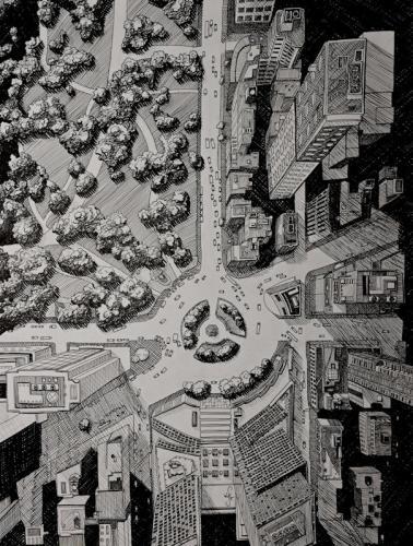 Columbus Circle NY - Sabine Wolf (1) (1) (1)
